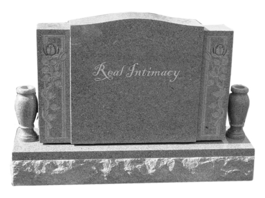 Death of Intimacy